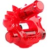 Crossbones Flame Thrower Red Double