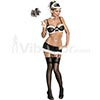 French Maid Black