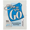 Sex On The Go Anal Wipe 3 Pack
