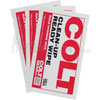 Colt Clean Up Ready Wipes 3pk