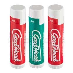 Goodhead Lip Balm 3 Pack