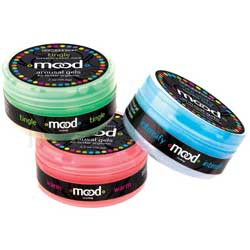 Mood Arousal Gels 3- 2oz Jars