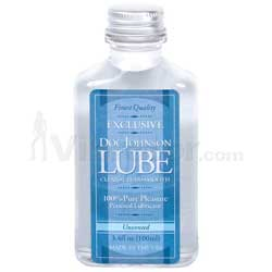 Doc Johnson Lube Unscented