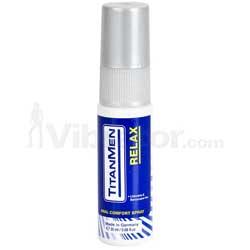 Titanmen Relax 20ml Anal Comfort Spray