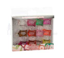 Motion Lotion Pillow Packs 12pcs Asst.