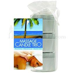 Candle Trio Dreamsicle & Skinny Dip & Polynesia