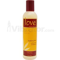 Shampoo Love Soaking Wet 8.oz
