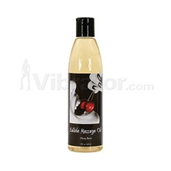 Massage Oil Edible 8oz