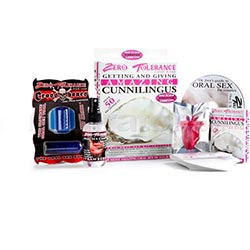 Intro To Cunnilingus Kit