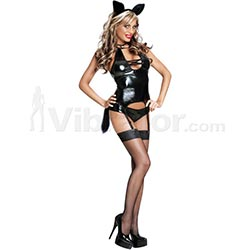 Night Cat Costume