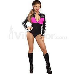 Raceway Hottie Jacket/Skirt