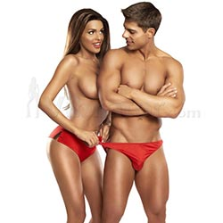 Open For Business Red Couples