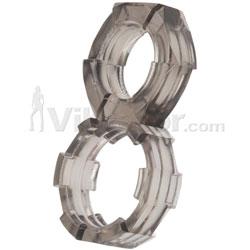 Screw Me Figure 8 Ring
