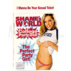 Shane's College Party Doll