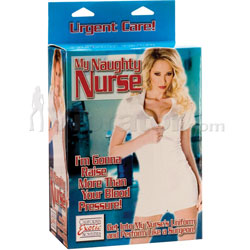 My Naughty Nurse