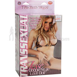 Transexual Jesse Doggy Style Love Doll