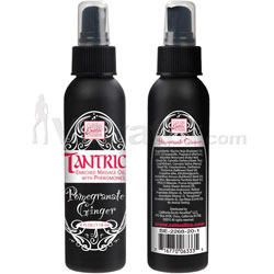 Massage Oil With Pheromone