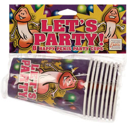 Lets Party Cups