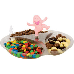 Let's Party Happy Penis Snack Tray