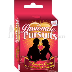 Passionate Pursuits Game
