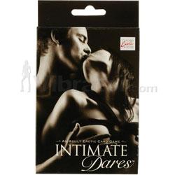 Intimate Dare Game