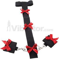 Tantric Binding Love Collar & Cuffs