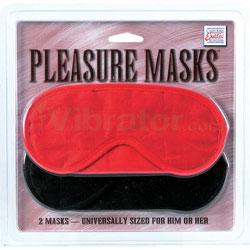 Pleasure Masks 2 Per Pack