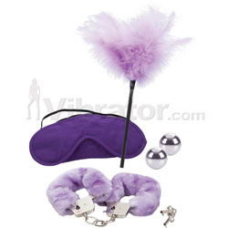 Dr Laura Shades Of Purple Playroom Kit
