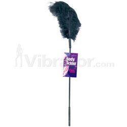Ostrich feather ticklers