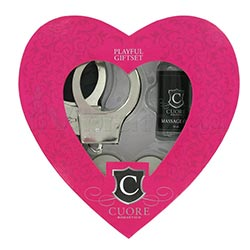 Cuore Pink Package Playful