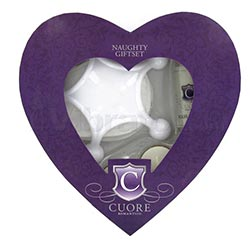 Cuore Purple Package Naughty